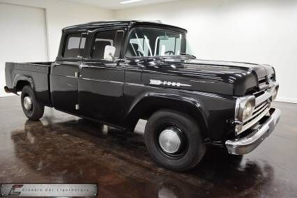 1960 ford f 250 crew cab for sale ideas pinterest trucks for sale and classic. Black Bedroom Furniture Sets. Home Design Ideas
