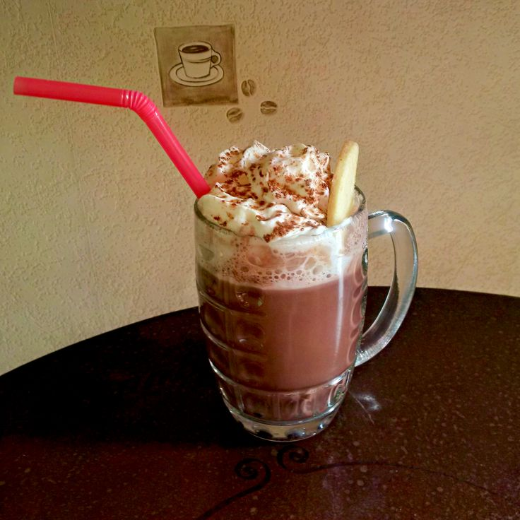 Hot Chocolate - pint size