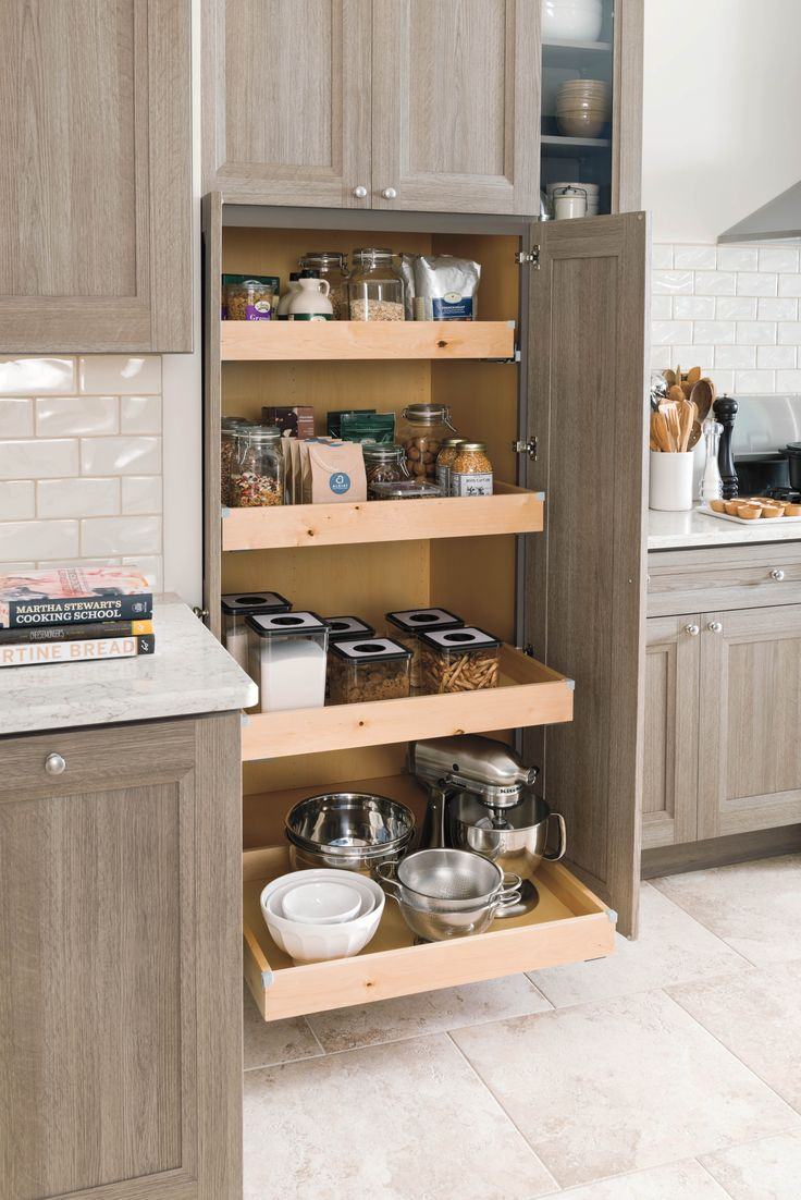 305 Best Kitchen Storage Ideas Images On Pinterest