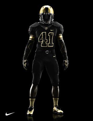 Army Nike Football Uniforms - Pretty Sick