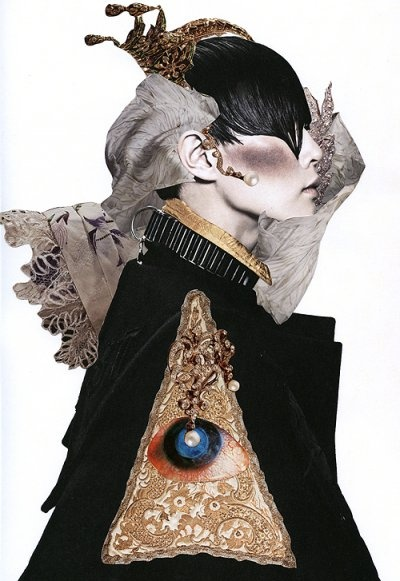 Fashion - Collage - Montage