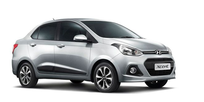 Hyundai Xcent Compact Sedan India Price, Specifications, Photos
