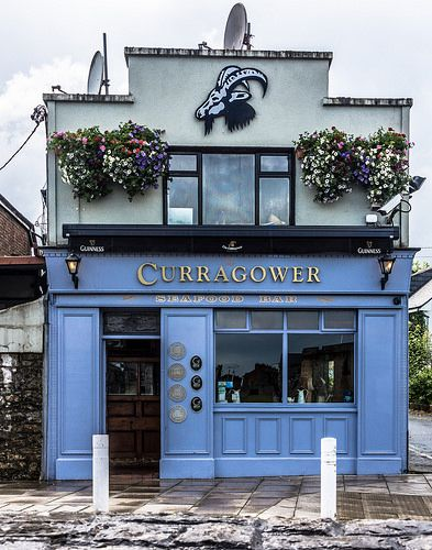 EXCELLENT SEAFOOD RESTAURANT ON CLANCY STRAND IN LIMERICK [The Streets Of Ireland] #Restaurant #Limerick