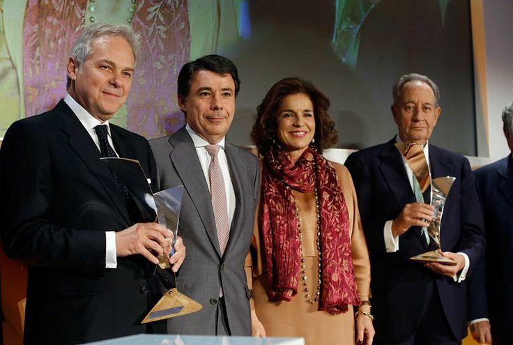 El presidente dela Comunidad de Madrid hace entrega del XVIII Edición del Premio Tiépolo