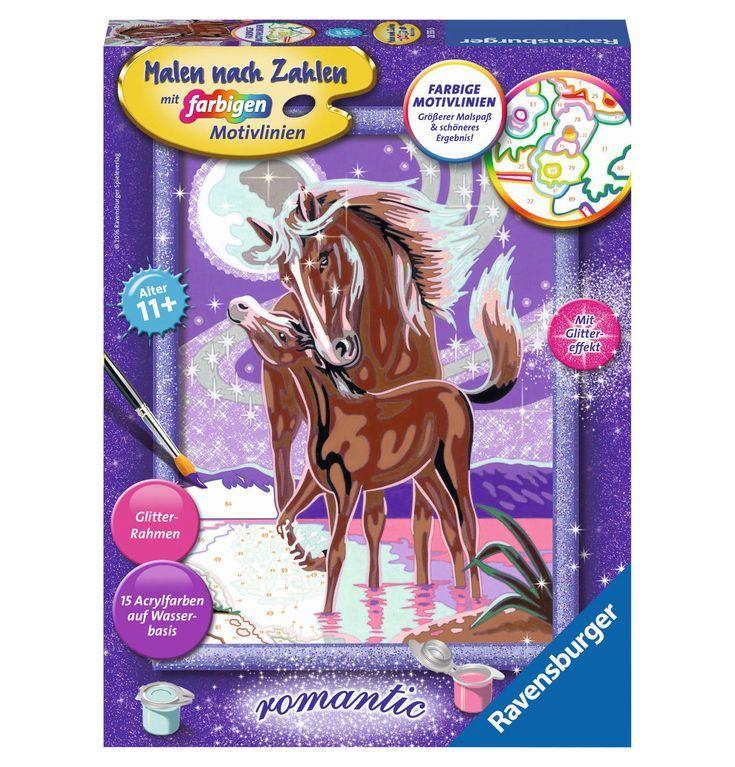 Pferdgefluster Products Pferdgefluster Products Malen Nach Zahlen Pferde Und Bilderrahmen