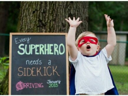 The 25 best Second child announcement ideas – Second Baby Announcement