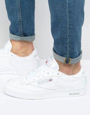 Herren-Sneaker | Sneaker mit hohem Schaft und im Retro-Look für Herren | ASOS  – Herrenmode