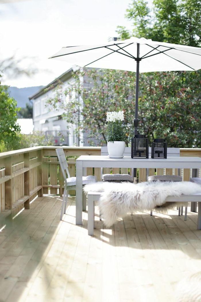 ... à propos de Terrasse sur Pinterest  Vivre dehors, Belle et Terrasse