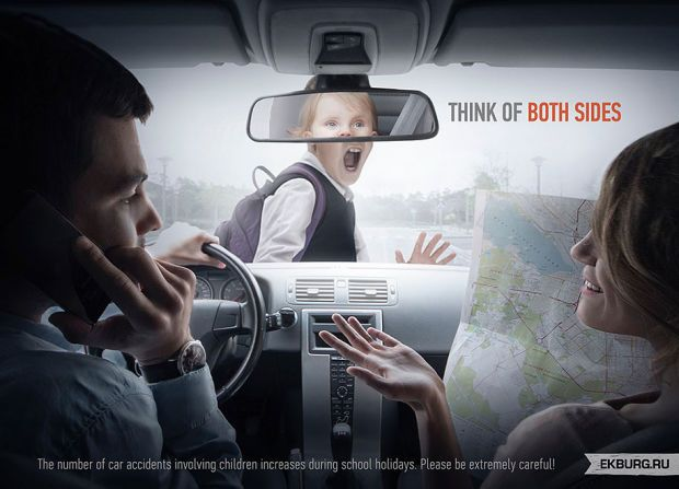 Best Advertising Ideas Images On Pinterest Advertising Ideas - 35 controversial shocking adverts make stop think