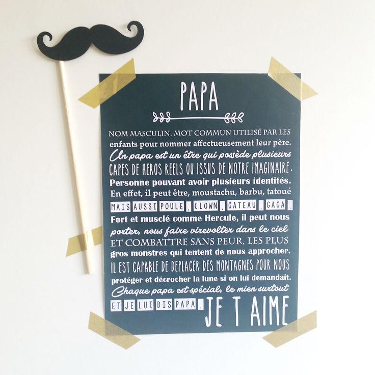 les 25 meilleures id es de la cat gorie papa anniversaire sur pinterest les cadeaux pour papa. Black Bedroom Furniture Sets. Home Design Ideas