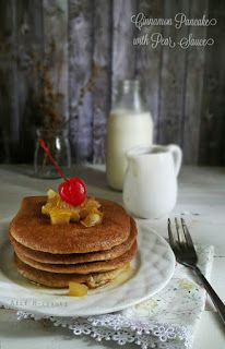 My Kitchen Notes: Cinnamon Pancake