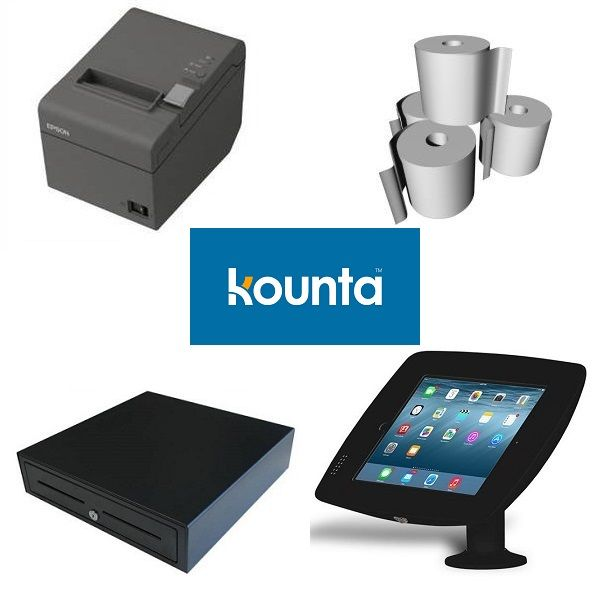 KOUNTA POS HARDWARE BUNDLE #9