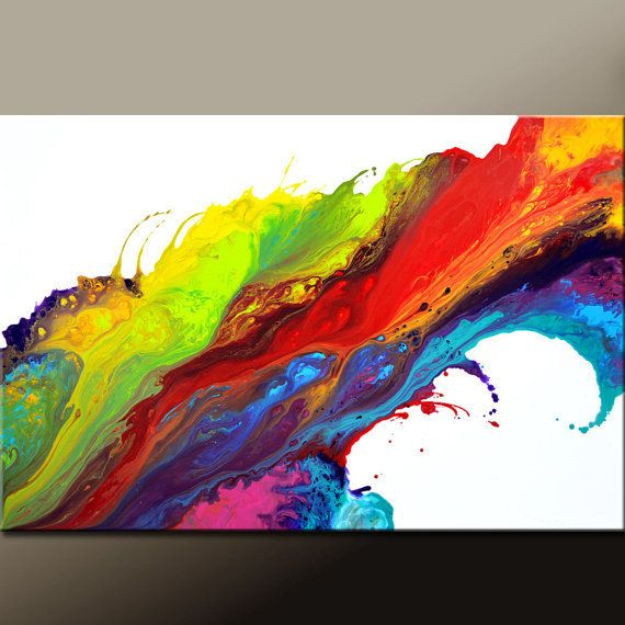 1000 ideas about abstract canvas paintings on pinterest for Minimal art resumen