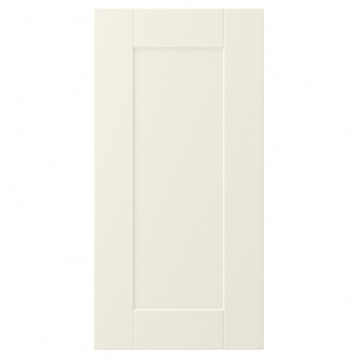 Best Ikea Grimslov Off White Door Kitchendoors In 2020 White 640 x 480
