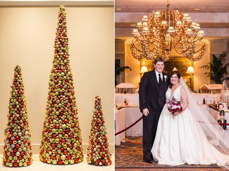 New Years Eve | NYE Winter Wedding | At The Hotel at Auburn University Alabama