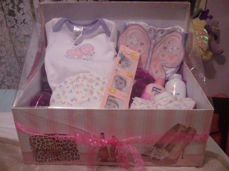 Girl's Gift Box