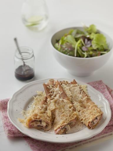 Ficelle picarde (la vraie) - Recette de cuisine Marmiton : une recette