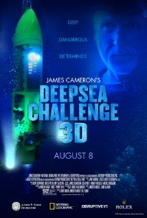 A 3D documentary chronicling filmmaker James Cameron's diving expeditions in his Deepsea Challenger submersible.
