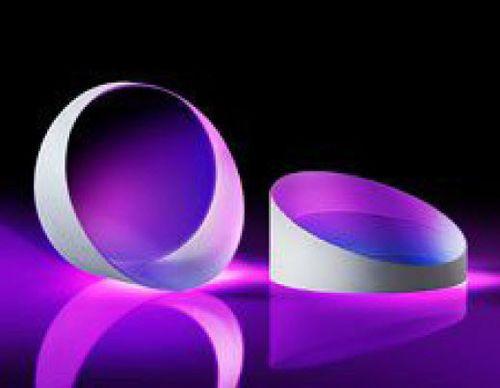 Prisme de déviation / à angle droit / en silice fondue Edmund Industrial Optics