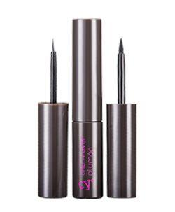 Cy° line 4 ever de Cyzone - Delineadores líquidos a prueba de agua. En punta pincel y en punta plumón. (Tono Black) #PrimerasvecesbyCyzone