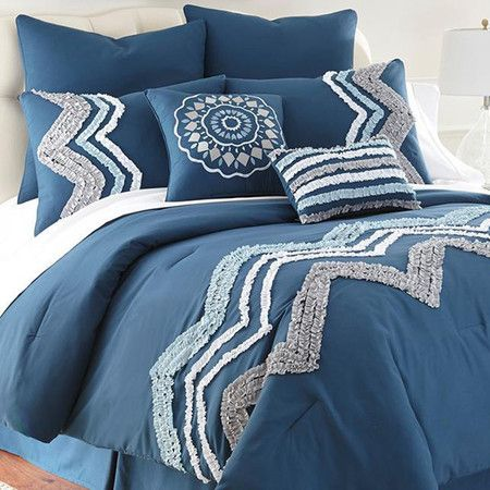8-Piece Allyson Comforter Set