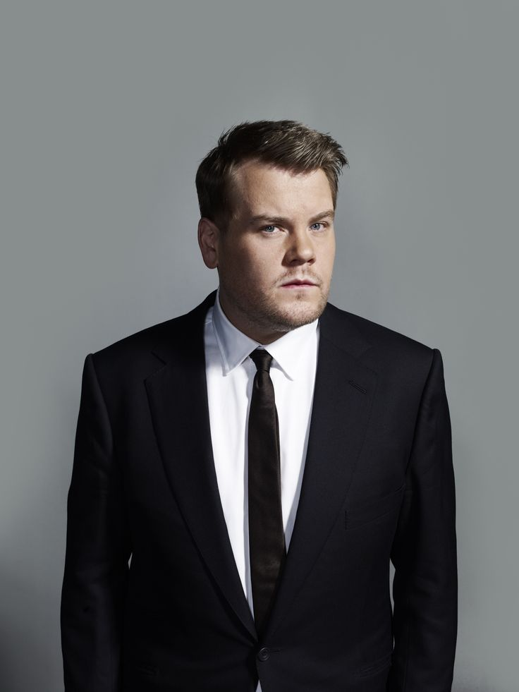 James Corden - the Doctor's roommate on Doctor Who