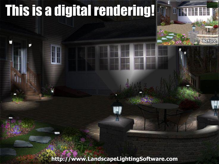 14 Best Landscape Lighting Software Examples Images On