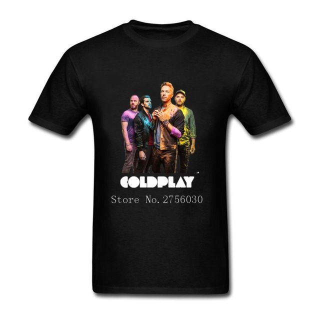 Check current price Free Shipping New Arrival Printing England Band Coldplay Mens T Shirt Cartoon Coldplay Band Top Tees T-Shirt just only $12.54 with free shipping worldwide  #tshirtsformen Plese click on picture to see our special price for you