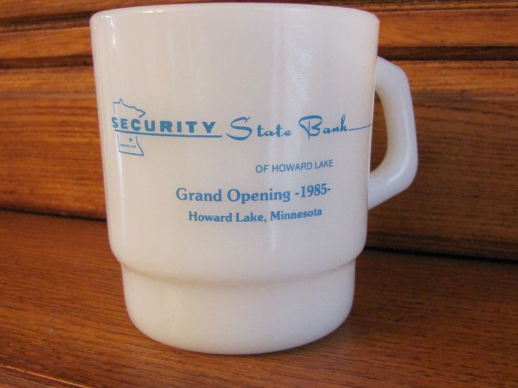 Security State Bank of Howard Lake, Howard Lake, MN; 1985, my collection