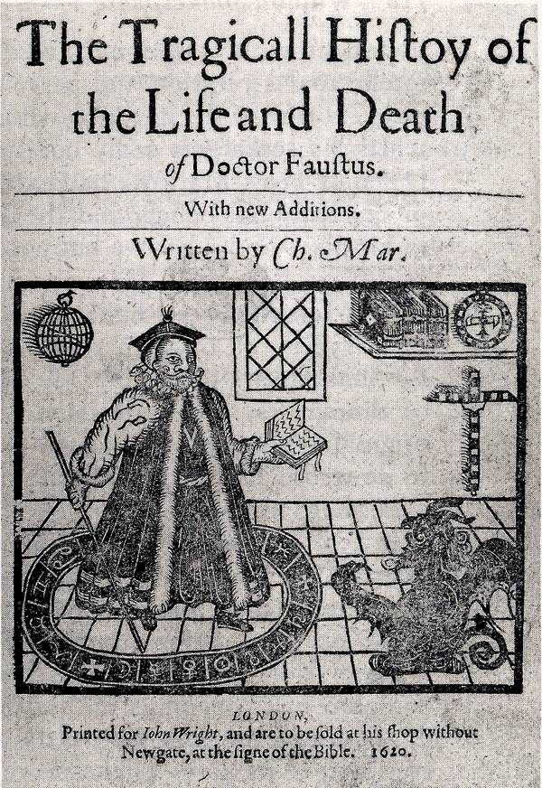 materialism a reason behind the tragedy in dr faustus and jew of malta Wrote spanish tragedy doctor faustus the jew of malta edward ii killed in 1593 william shakespeare end of english renaissance theatre.