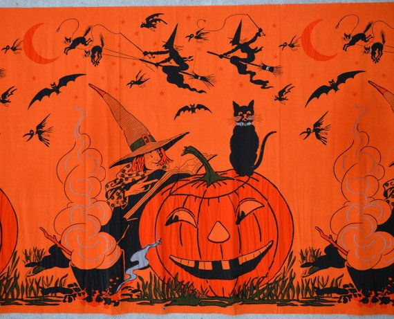 418 best images about Halloween\u003c3 on Pinterest Haunted houses - halloween decorations vintage