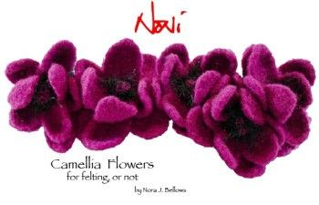 Camellia Flowers - #201 by Noni