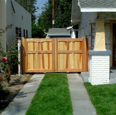 35 Best Images About Craftsman Fences Amp Gates On Pinterest