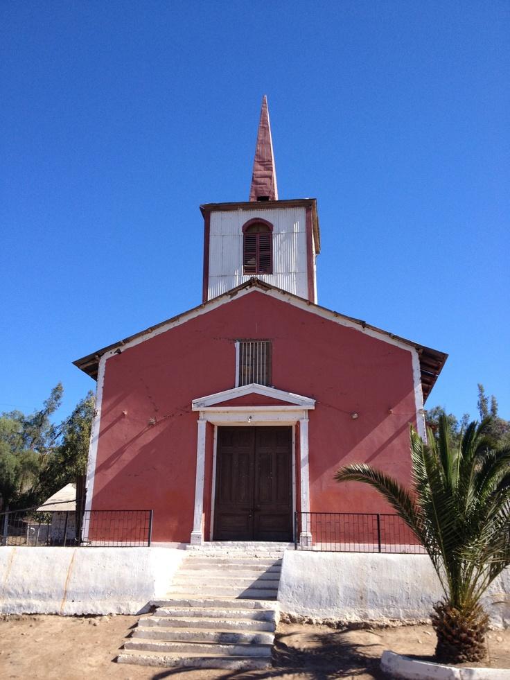 Huamalata, Ovalle, Chile