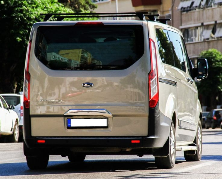Ford Tourneo Custom by ErdemDeniz.deviantart.com on @DeviantArt