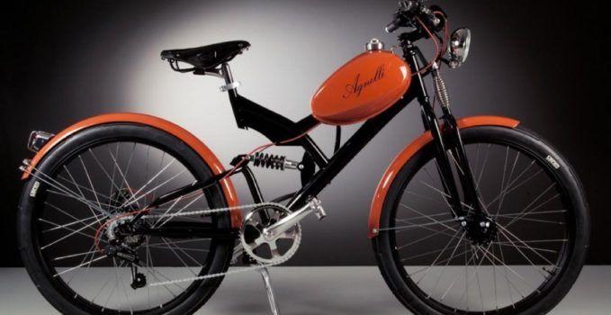 Le vélo électrique Agnelli Milano Bici pas comme les autres | Vélo ville & vélo urbain sur Le Vélo Urbain.com