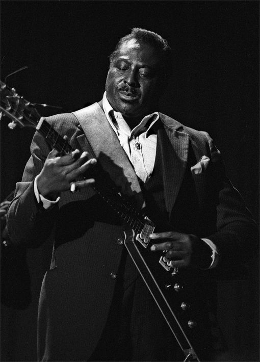 Albert King was an American blues guitarist and singer, and a major influence in the world of blues guitar playing. King was posthumously inducted into the Rock and Roll Hall of Fame in May 2013.