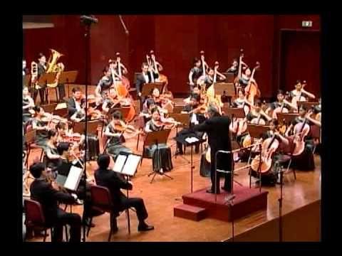 Jean Sibelius: Finlandia - Lim Kek-tjiang conducts Evergreen Symphony Orchestra (No copyright infrangment intended)