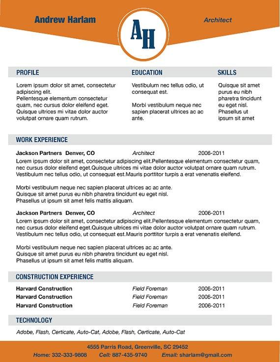 27 best Cool Resume Designs images on Pinterest Career, Design - home depot resume