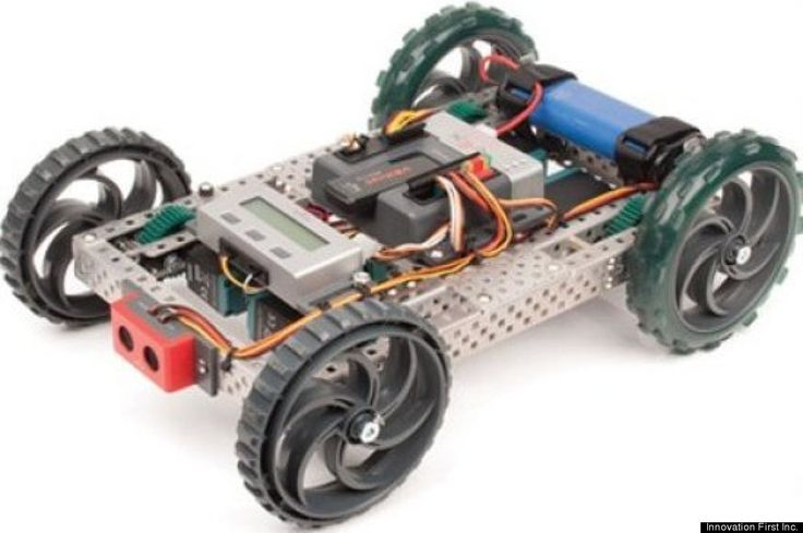 Which Of These Are The Best Robots In The World?   Vex robotics