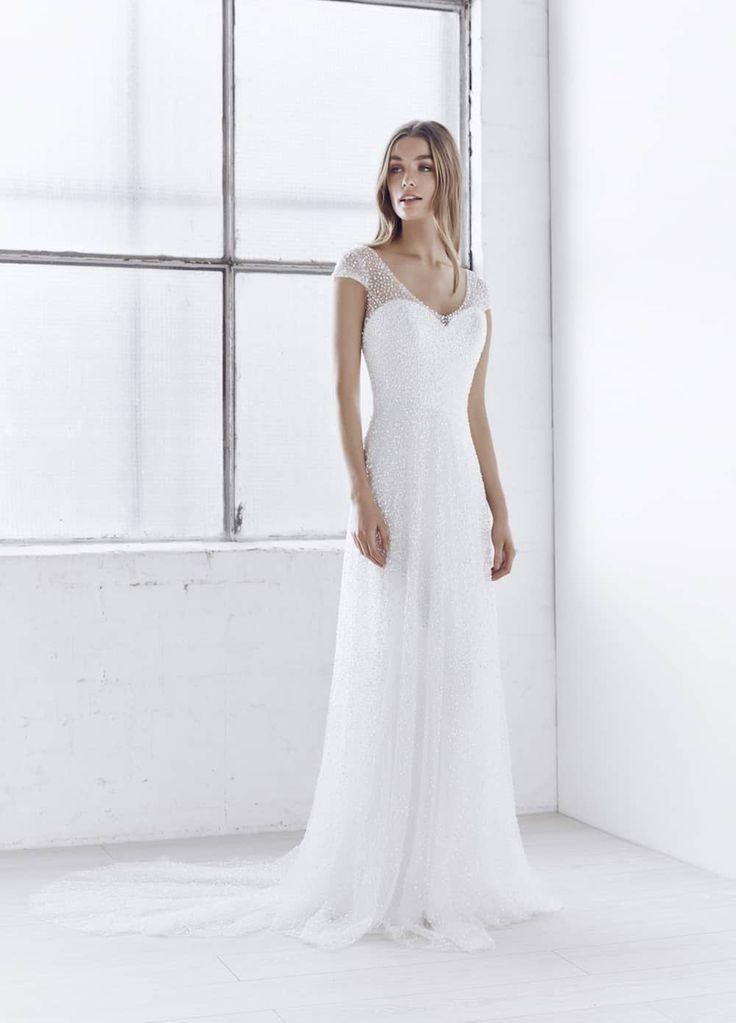 O charme dos vestidos de Ana Campbell | Mariée: Inspiração para Noivas e Casamentos