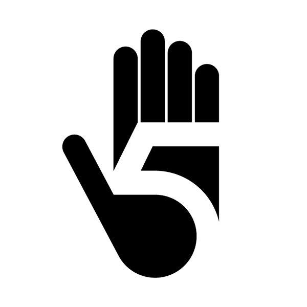 high 5 symbol