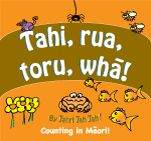 Colours of the world in Te Reo Maori. Natural photos illustrating colours of the world with Te Reo descriptive sentences with the English translation. ISBN 978-0-9941212-5-7