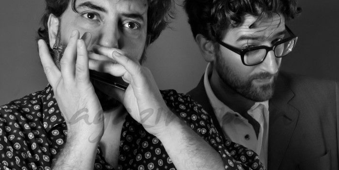 Antonio Serrano y Albert Sanz en Bogui Jazz