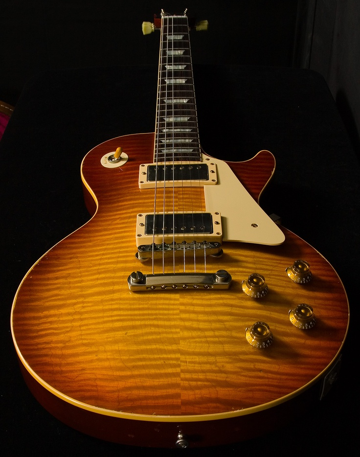 Historic 1958 Les Paul Lightly Aged | Historic Les Paul | Gibson Custom Shop | Electrics | Wildwood Guitars