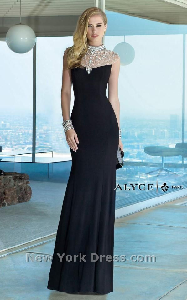 Alyce 6394 Dress - NewYorkDress.com