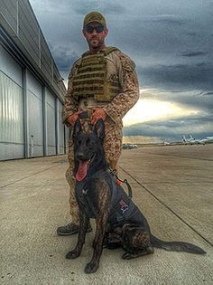 """A Navy SEAL's Top 5 Tips to Train Your Dog... """"It's all about how you carry yourself."""""""