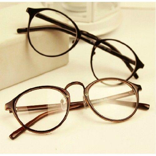 超ファッションフルリム型クラシック伊達メガネ女子細いフレーム男子文芸スタイル伊達眼鏡
