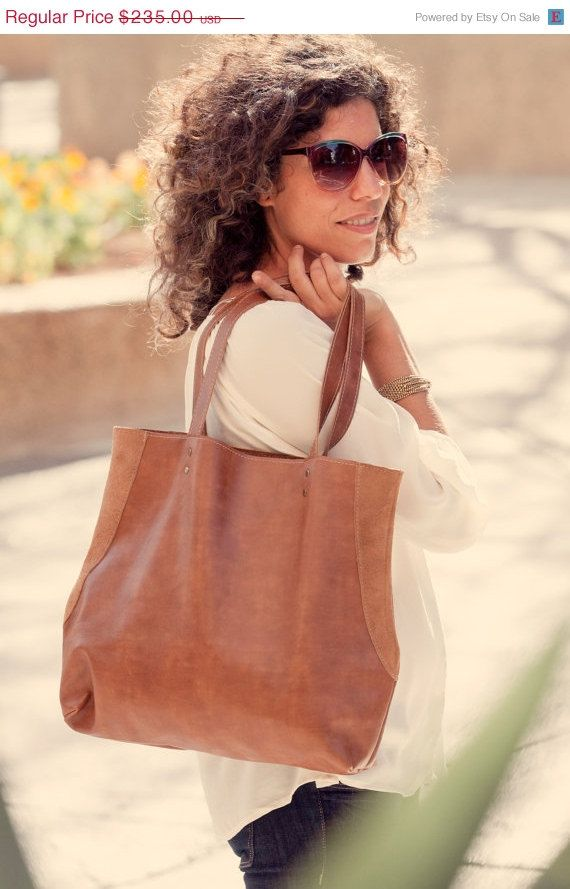 25 best ~ Everyday Chic Style ~ images on Pinterest | Leather tote ...