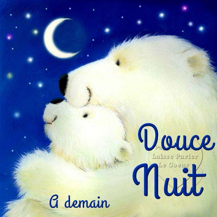 Douce Nuit, À demain! #bonnenuit